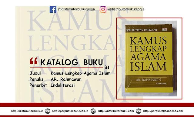Kamus Lengkap Agama Islam