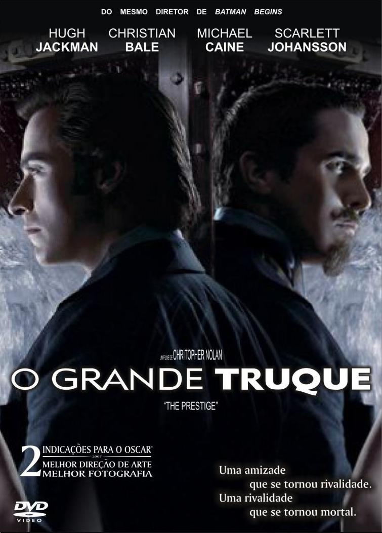 O Grande Truque - HD 720p