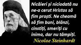 Maxima zilei: 29 iulie - Nicolae Steinhardt