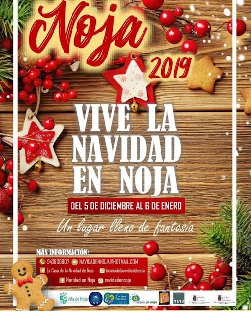 La casa de la Navidad de Noja 2019