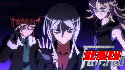 Cardfight!! Vanguard G Next - EP15