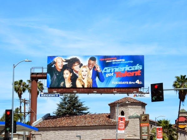 Americas Got Talent season 10 billboard