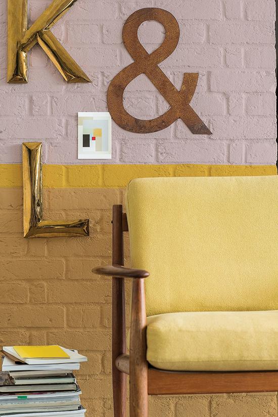 ouro monarca, tintas coral, colour futures, ocre
