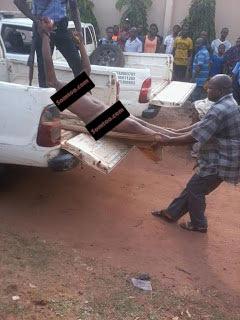 Graphic: Lifeless body of beheaded woman found in Enugu
