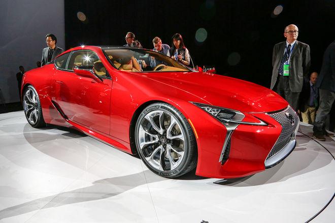 2018 Lexus Lc 500 0 60