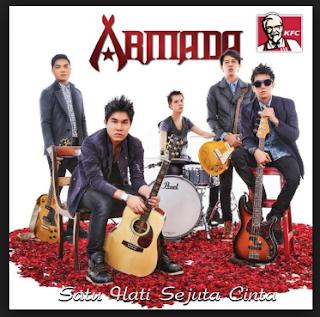 Kumpulan Lagu Armada Mp3 Album Satu Hati Sejuta Cinta Full Rar, Armada, Pop,