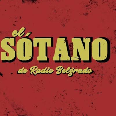 El Sótano de Radio Belgrado - Tomás Rivera