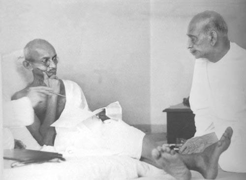 Sardar, Gandhi And Jawahar