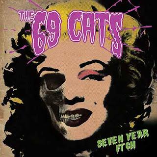 """Ο δίσκος των The 69 Cats """"Seven Year Itch"""""""