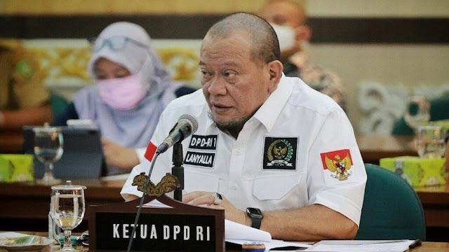 Masuk Lima Besar Dunia, Ketua DPD RI Minta Petani Kopi Diperhatikan Serius