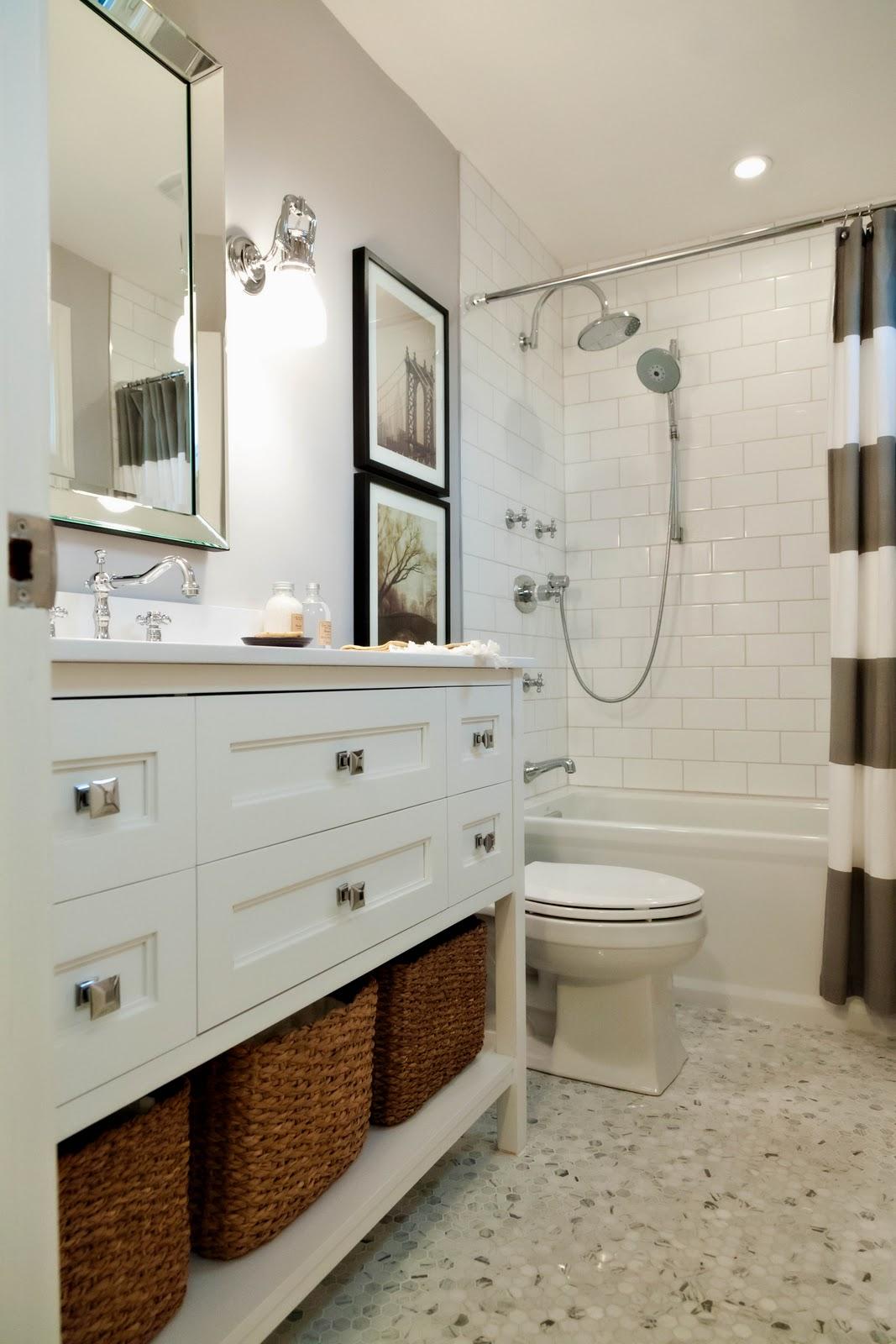 Decor Happy Client Project Bathroom Reno