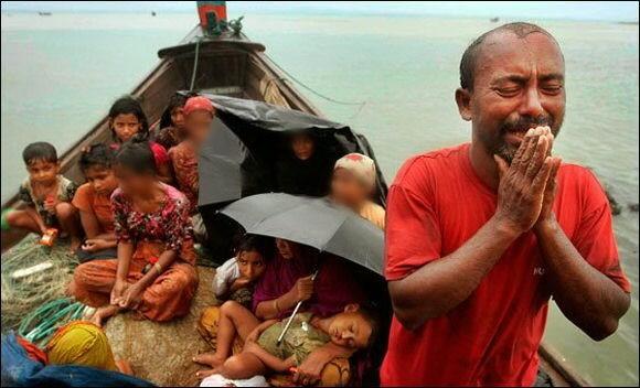 Dubes RI Untuk Myanmar Nyatakan Tidak Ada Pembantaian Muslim di Rohingya???