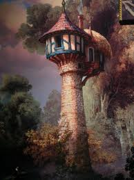 Rapunzel's tower filmprincesses.blogspot.com