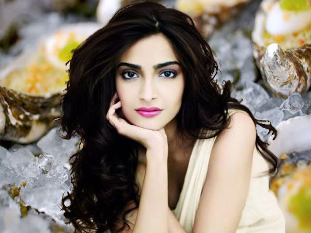 Sonam Kapoor Hd Wallpaper  Wall Pc-6098