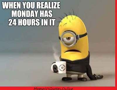Monday Minion Memes