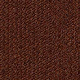 seamless texture of reptile skin colored in dark brown