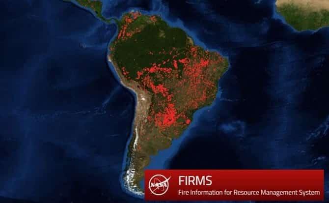 Brasil, continente, medio ambiente,