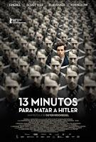 13 minutos para matar a Hitler (2015) online y gratis