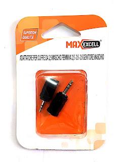 adattatore audio 2.5mm