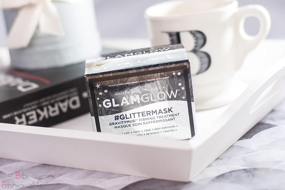 GlamGlow Glittermask Gravitymud Firming Treatment Titelbild