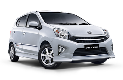 Paket Kredit Toyota Agya Dp Murah