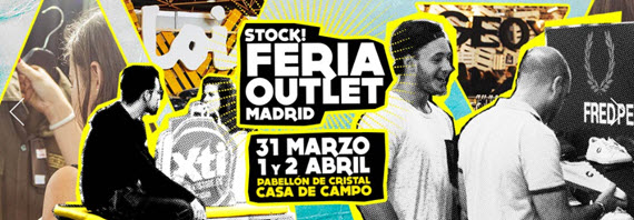 0st Stock! Feria Outlet...