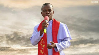 Mbaka's church not burnt