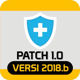 PATCH 1.0 Aplikasi Dapodikdasmen Versi 2018.b Semester 2 (Genap) Tahun Pelajaran 2017/2018