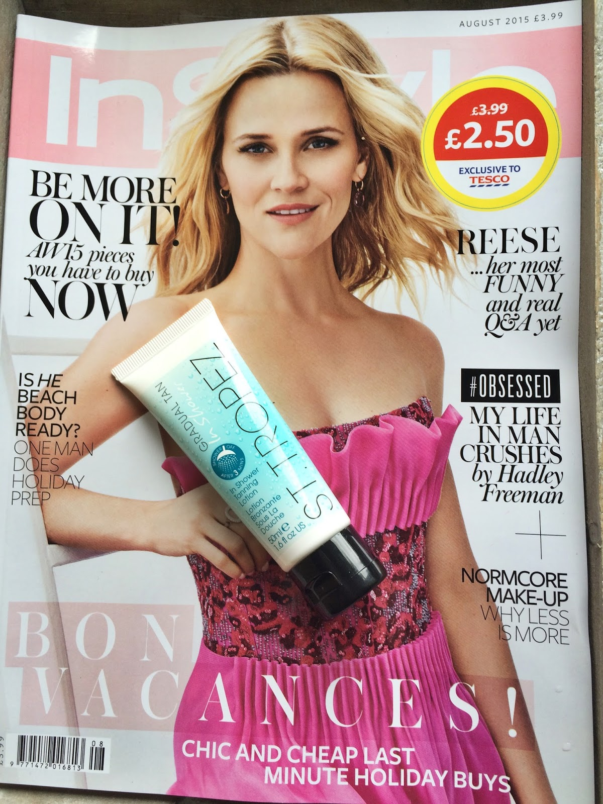 st tropez gradual tan in shower lotion review instyle magazine