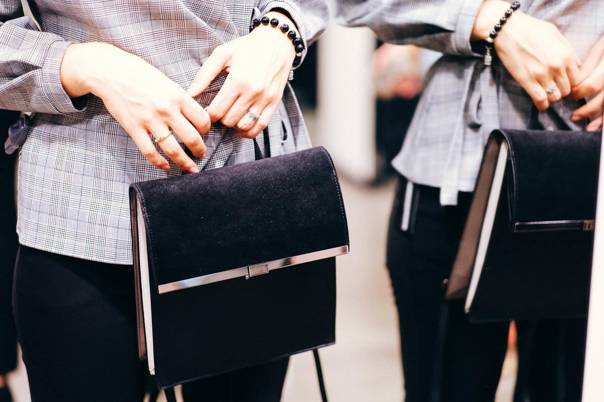 сумка-портфель Zara купить