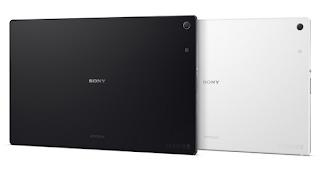 Harga Sony Xperia Tablet Z2 Terbaru