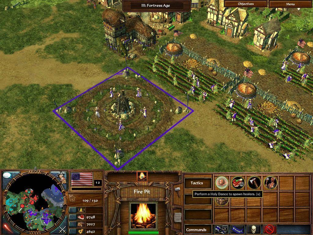 Age of Empires III Wallpapers game wallpapers