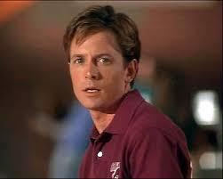 Michael J. Fox Greedy bowling