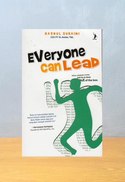 EVERYONE CAN LEAD, Hasnul Suhami