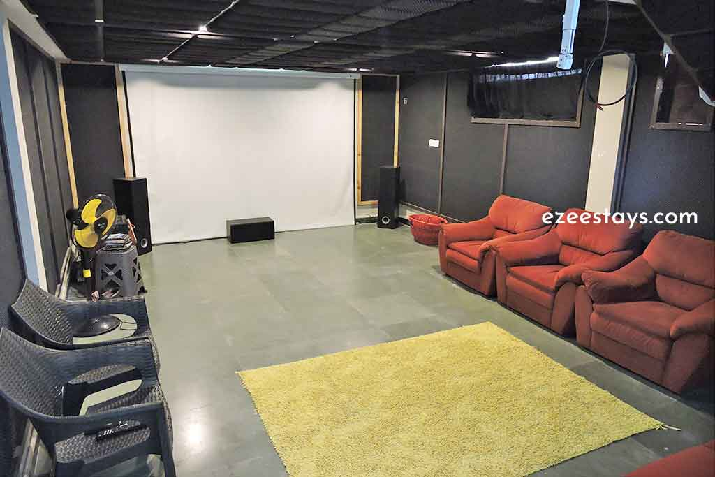 beach house with home theater in ecr
