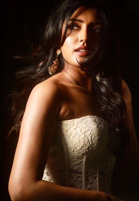 Eesha Rebba Charming in White Dress