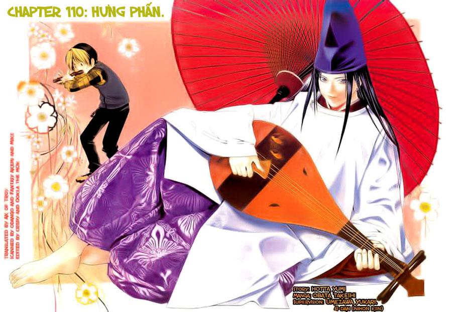Hikaru No Go hikaru no go chap 110 trang 2