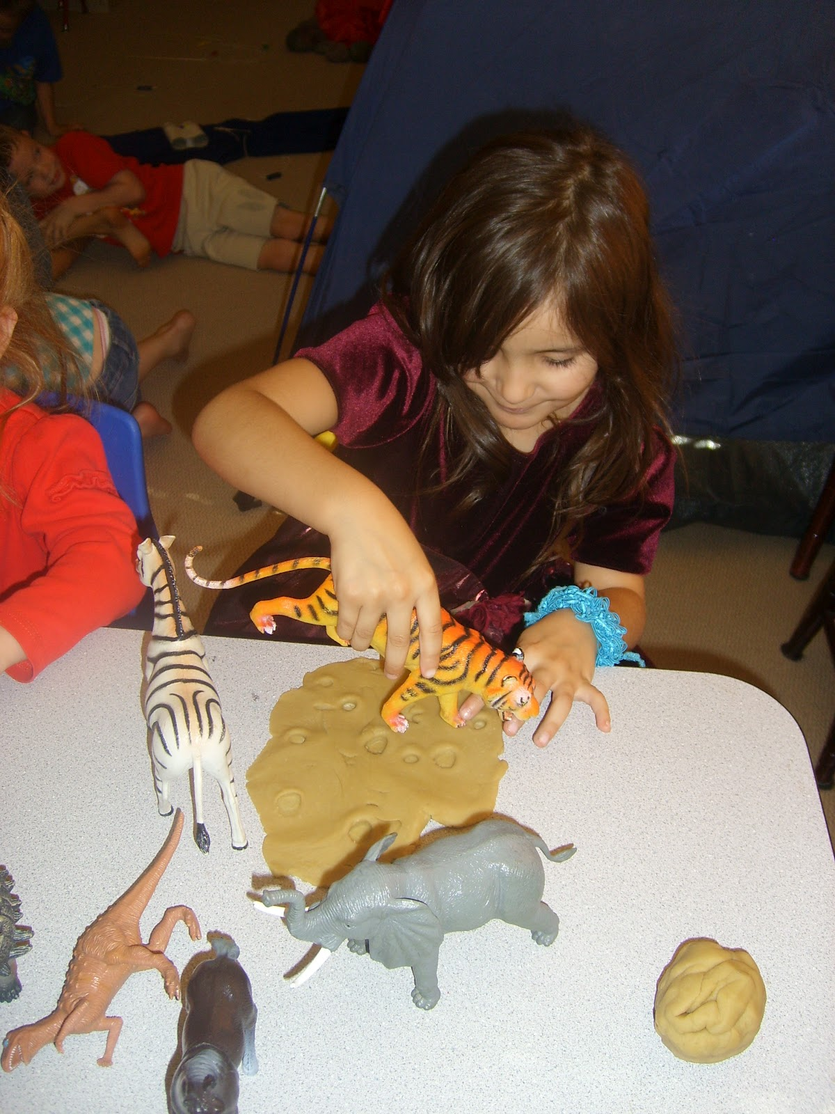 Chipman S Corner Preschool Camping