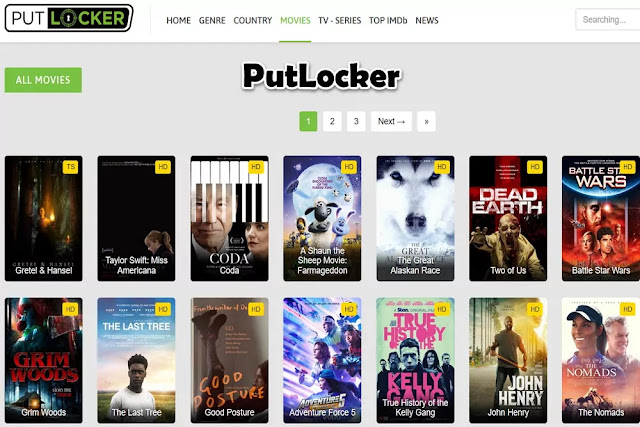PutLocker : Free Movie Streaming Sites No Sign Up