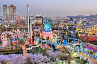 lotte korea South Korea Honeymoon Package