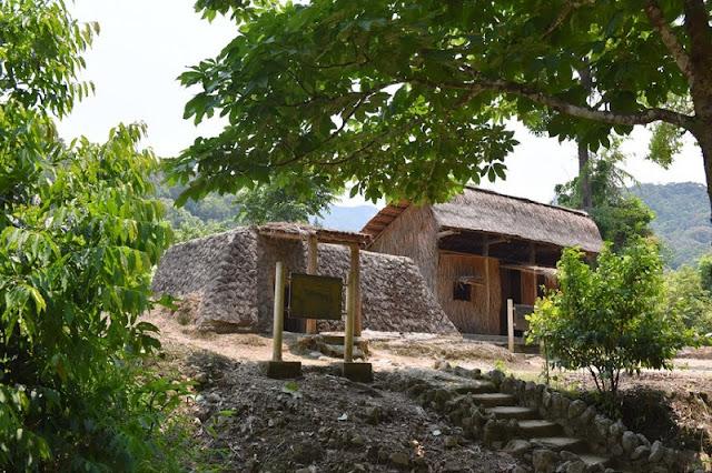 Visit Muong Phang relic site in Dien Bien 1