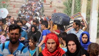 1 juta pengungsi warga Irak kembali ke Rumah