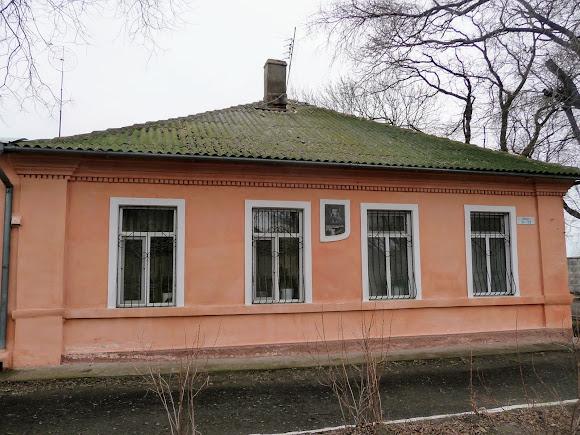 Белгород-Днестровский. Дом, в котором останавливался А. С. Пушкин