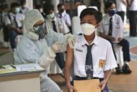 Sekolah Proyek Simulasi PTM, SMK PI Genjot Vaksinasi bagi Pelajar