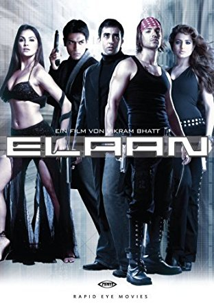 Elaan 2005 Hindi 720p HDRip 950mb