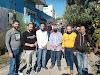 فدا تشارك في الاعتصام الرافض لتقليصات الوكالة بمخيم عين الحلوة في لبنان