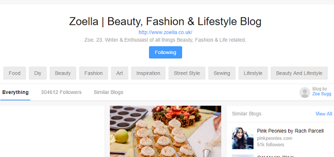 How do I add tags to my blog on Bloglovin?