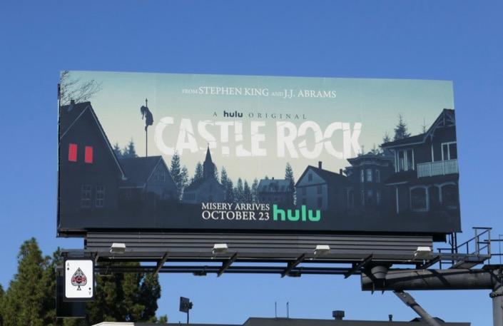 Castle Rock season 2 billboard