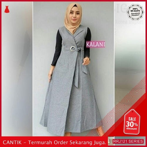 Jual RRJ121O51 Outerwear Kalani Outer Wanita Sk Terbaru Trendy BMGShop