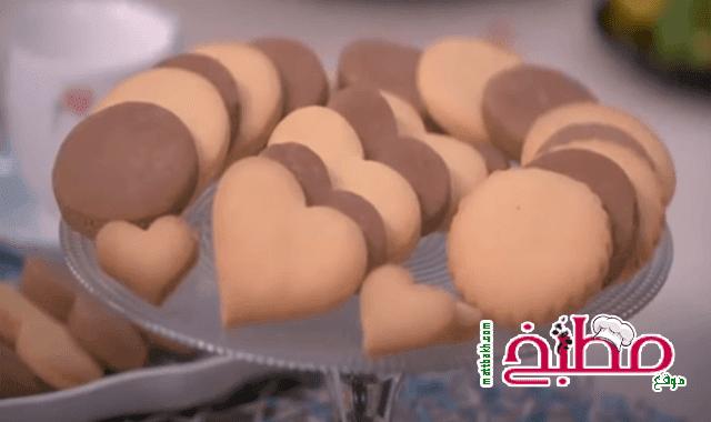 بسكويت العشر دقائق فاطمه ابو حاتي